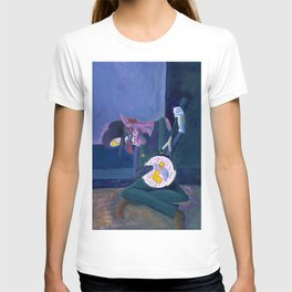 The Old Tennis Player T-shirt