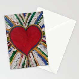 Complex Love Stationery Cards