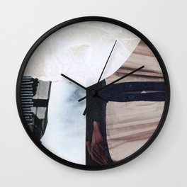 Turning Out That Way Wall Clock