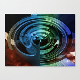 """Rotations"" Canvas Print"