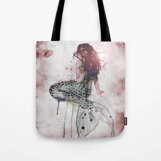 Mermaid II Tote Bag