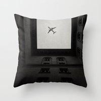freedom Throw Pillows featuring Freedom by PhotoStories