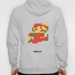 Lab No.4 -Mario Video Game Quotes,Poster Hoody