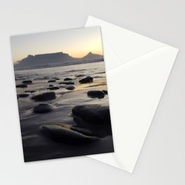 Table Mountain, Cape Town Stationery Cards