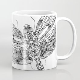 Libellula Coffee Mug