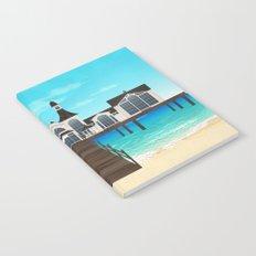 Seebrücke Sellin Notebook