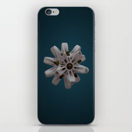 Abstract Ceramic iPhone Skin