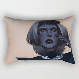 The FM Rectangular Pillow