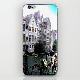 Gent, Belgium Postcard/Print iPhone Skin