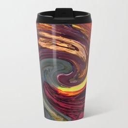304 Galaxy Swirl Travel Mug
