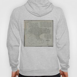 Vintage Map of Newark NJ (1920) Hoody