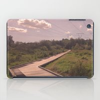 boardwalk empire iPad Cases featuring Boardwalk by Graham Thornton