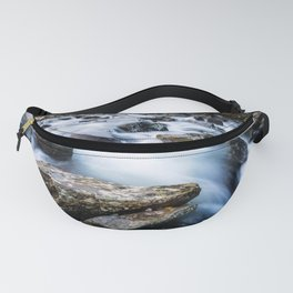 Take Me to the River - Rushing Rapids in the Great Smoky Mountains Fanny Pack