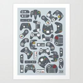 Take Control Vol. 2 Art Print