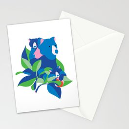 Grizzly spring Stationery Cards