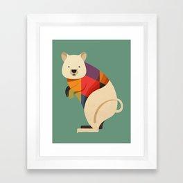 Quokka Framed Art Print