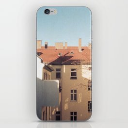 backyard iPhone Skin