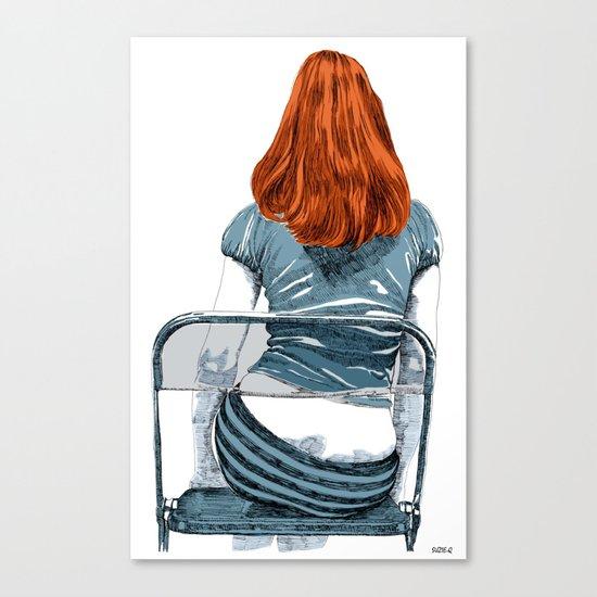 Ginger Canvas Print