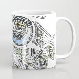 Maize & Blue Coffee Mug