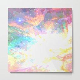 gummy space  Metal Print