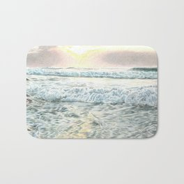 Ocean Bath Mat