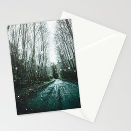 Find Yourself Stationery Cards