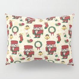 Nutcracker Holiday Christmas SB1 Pillow Sham