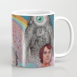 The Flaming Lips - Fear Of Slippery Brains, Electric Toasters & Evil Natured Robots From Outer Space Coffee Mug