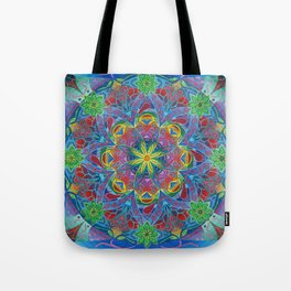 The Elven Portal Tote Bag