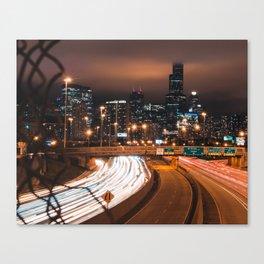 Chi-town Canvas Print