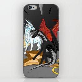 Dragon Wings Of Fire iPhone Skin