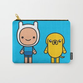 #48 Jake and Finn Carry-All Pouch
