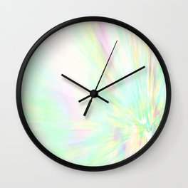 Re-Created Rapture 1 by Robert S. Lee Wall Clock