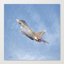 Eurofighter Canvas Print