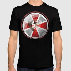 Umbrella Corp SMALL Mens Fitted Tee Black