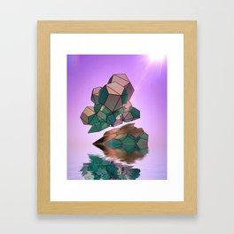 9.9.16 #dailyrender Framed Art Print