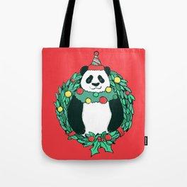 Beary Christmas Tote Bag