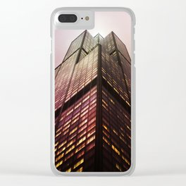 Willis Above Clear iPhone Case