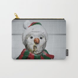 Frosty Jack - The 2 Hours & 45 Minutes Before Christmas Carry-All Pouch