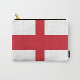 Flag of england Carry-All Pouch