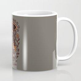 Grand Magus Summons Entity With Dark Popcorn Power Coffee Mug