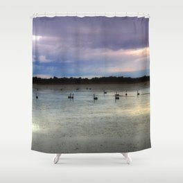 Lake Lonsdale Shower Curtain