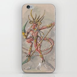 Verminlord iPhone Skin