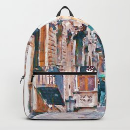 Carrer del Bisbe - Barcelona Backpack