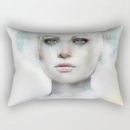 Beyond Magnetic Saturn Rectangular Pillow