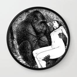 asc 686 - La pitié (Time is out of joint) Wall Clock