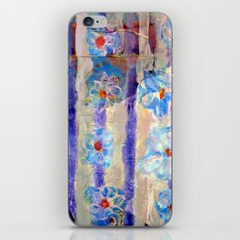 Love Among the Flowers iPhone Skin