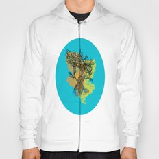 peacock tree Hoody