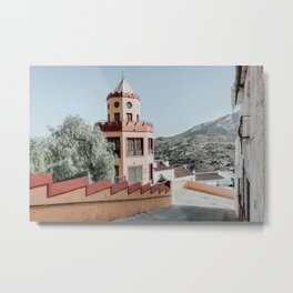 Carratraca Malaga Photo | Spain Travel Photography | Spain Architecture Metal Print