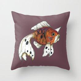 Seaking Throw Pillow